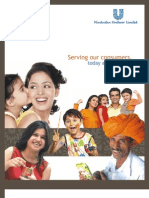 Annual Report of HUL