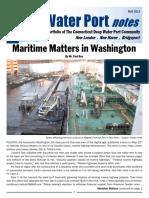 DEEP WATER PORT NOTES- CT - June 2012