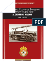 Libro Historia Bomberos Perú 1860-2000