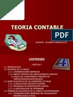 CONFERENCIA TEORIA CONTABLE