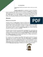 INVENTOS EL TELÉFONO TELEGRAFO FERROCARRIL