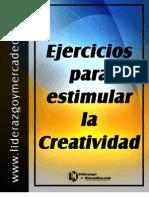 Ejercicios Para Estimular La Creatividad