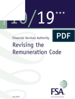 Cp10_19 Revising the Remuneration Code