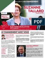 Journal de campagne n°2 de Suzanne Tallard
