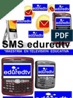 Logos Sms Cel Eduredtv Maestria