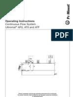 manual preparadora de polímeros Prominent