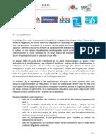 Lettre Peillon Socle 080612