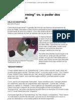 Folha.com - Ilustríssima - O brainstorming vs o poder dos introvertidos