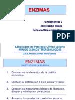 ENZIMAS - Fundamentos y correlación clínica - ok