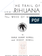 Rowell -- On the Trail of Marihuana [1939] Web
