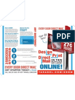 Every Door Direct Mail™ (EDDM) - Rates & Information