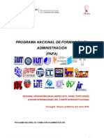 Pnfa Version 5.0(1)