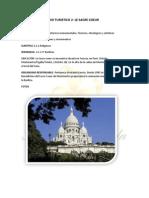 Ficha de Inventario Turistico Sacre Coeur 5