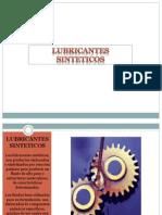lubricantes sinteticos