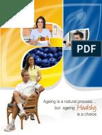 Healthy Ageing Range Brochure New English