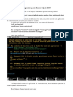 Tomcat SQLite BIRT
