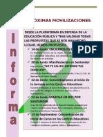 Movilizaciones Junio'12 08062012