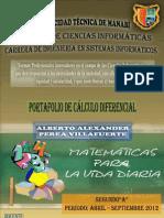 Folder Alberto Calculo2012 parte uno