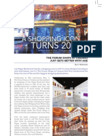 A Shopping Icon Turns 20 by H. Wadowski