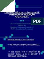 USS - Metodo Da Traducao Gramatical
