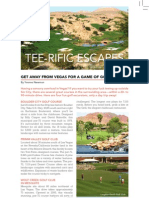 Tee-Rific Escapes by Yvonne Newman
