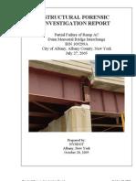Dunn Failure Report 10-05