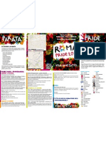 Roma Pride Park 2012 - Programma