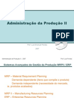 Adm ProdII