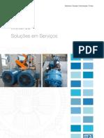 WEG Motores Solucoes Em Servicos 045 Catalogo Portugues Br