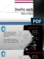 Css y Css3
