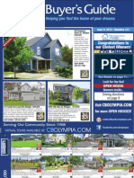 Coldwell Banker Olympia Real Estate Buyers Guide June 9th 2012