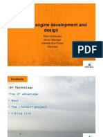 Dual Fuel Engine Development and Design
