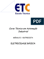 APOSTILA DE ELETRICIDADE BÁSICA