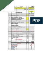 Estructuras Costo Trabajador LOTTT