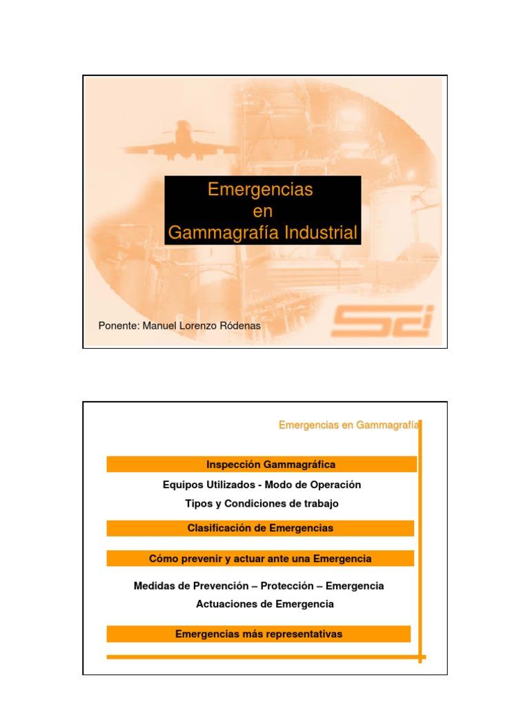 GAMMAGRAFIA INDUSTRIAL PDF