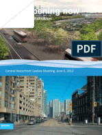 Queens Quay Revitalization Plan