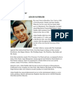 Adam Sandler Impres