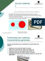 Presentacion Transmision Por Cadena