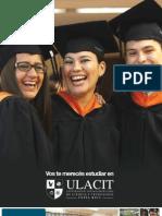 Brochure ULACIT 2012