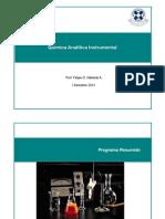 Qca Analitica Ambiental-Parte I. Felipe Gallardo