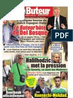 LE BUTEUR PDF du 09/06/2012