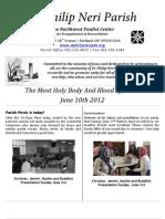 June10th Bulletin