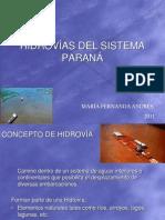 Clase 20.04.11 - 3. Hidrovias Del Sistema Parana2011