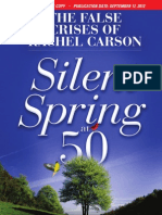 The False Crises of Rachel Carson