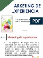 Marketing Por Experiencias