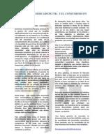 El Gerente de Mercadotecnia y El Consumismo en Venezuela