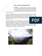 Parque Nacional Henri Pittier