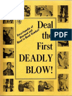 FM 21-150 Hand to Hand Combat 1971 (Deal the First Deadly Blow)