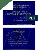 Diagnostico y Reparacion de Averias