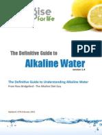 Dg Alkalinewater